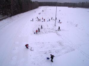 Ravirata lumetus ilmasta